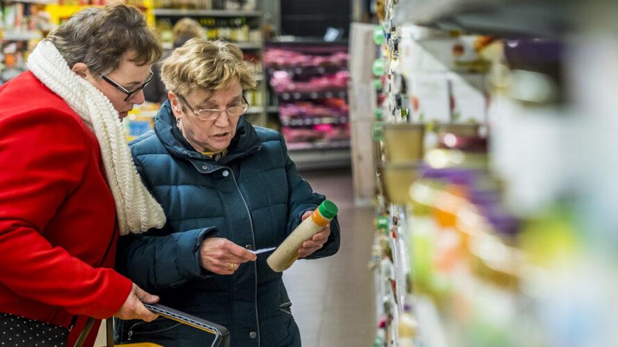 Supermarkt misleiding