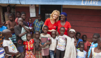 kinderen met hiv, Natasja Froger