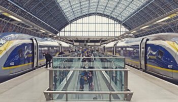 treinreizen