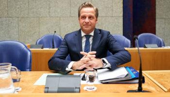 minister De Jonge