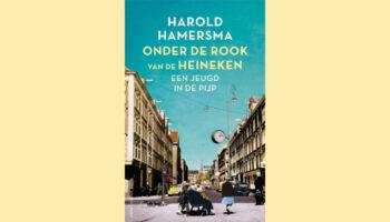 Boek Harold Hamersma