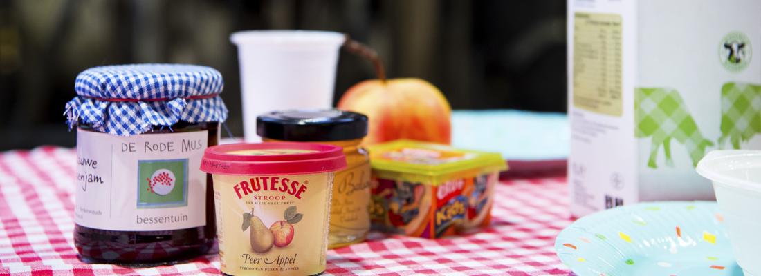 appelstroop tegen ijzertekort