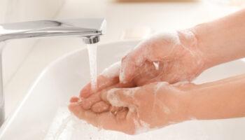 handen wassen coronavirus