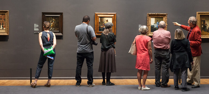 Musea digitaal tijdens Nationale Museumweek