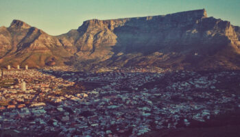 Retour Nederland, Zuid-Afrika