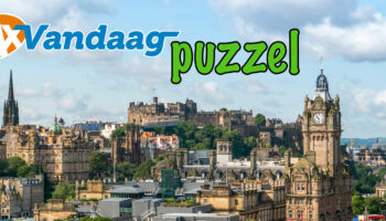 Edinburgh puzzel