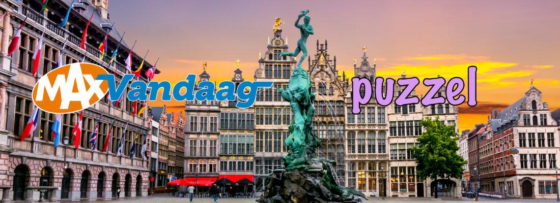 Antwerpen puzzel
