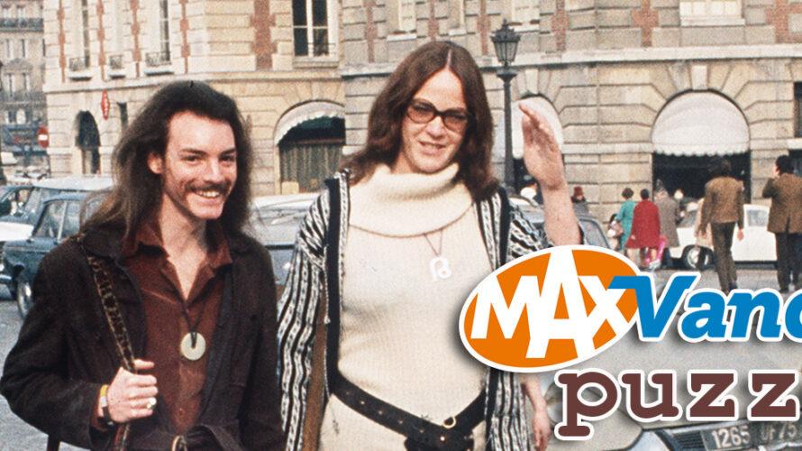 jaren 70 puzzel