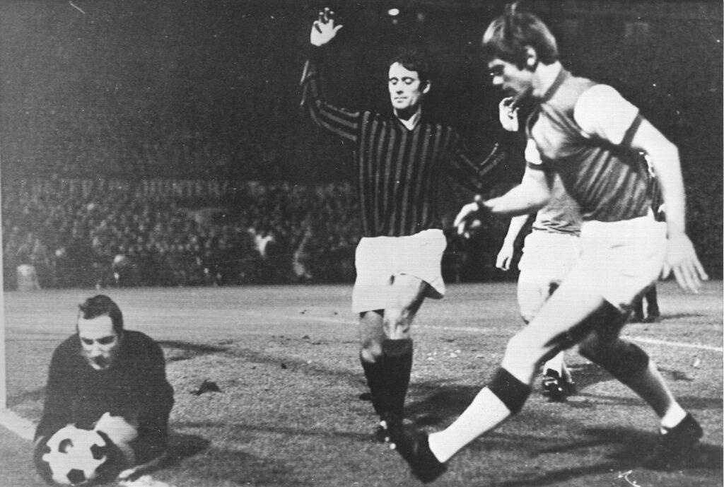 Feyenoord-Milaan: