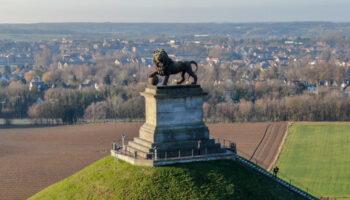 Monument Slag bij Waterloo