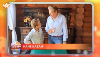 Hans Kazàn, truc met het tientje