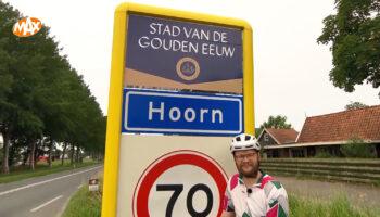 Koen op de Kaart in Hoorn