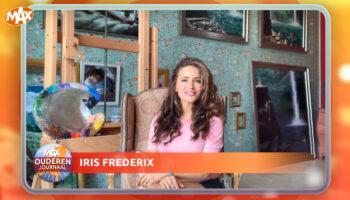 Schildertip van Iris Frederix