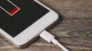 batterij opladen telefoon