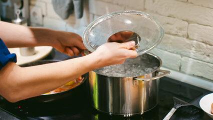 water koken