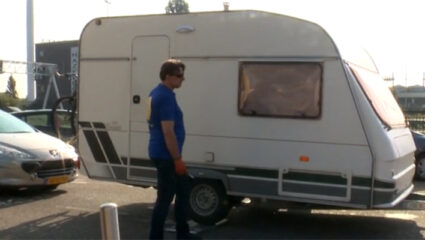 wegen caravan