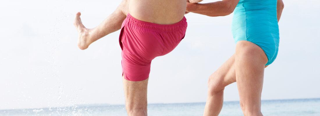 schurende bovenbenen