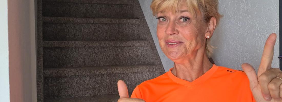Heel Nederland Thuis in Beweging, Olga