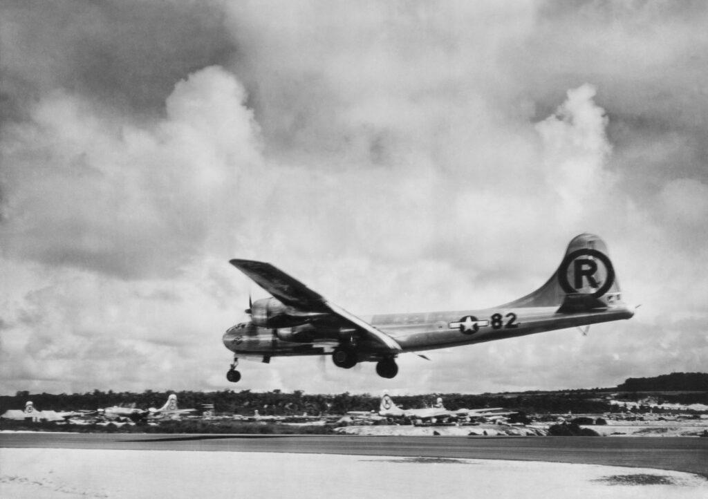 bommenwerper B-29 Enola Gay