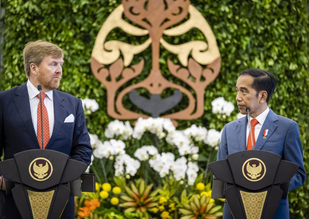 Staatsbezoek Indonesië