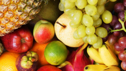rijp fruit