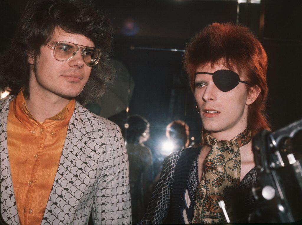 Ad Visser David Bowie