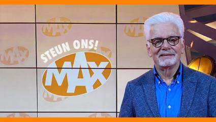 Jan Slagter, omroep MAX