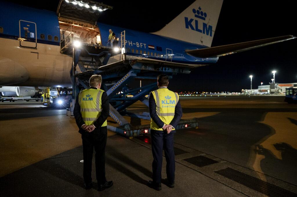 KLM coronacrisis