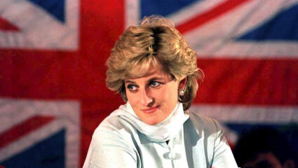 Prinses Diana, The Crown