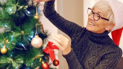 ledlampjes kerstboom