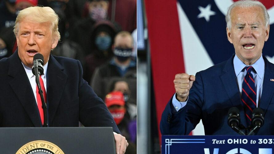 presidentsverkiezingen amerika 2020