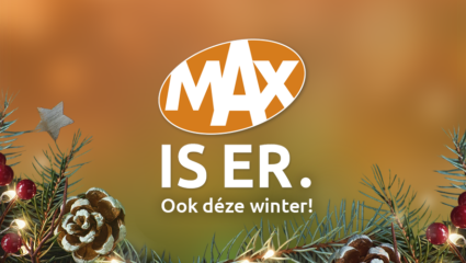 Beleef de winter met MAX