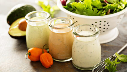 Saladedressings