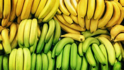 rijpe bananen