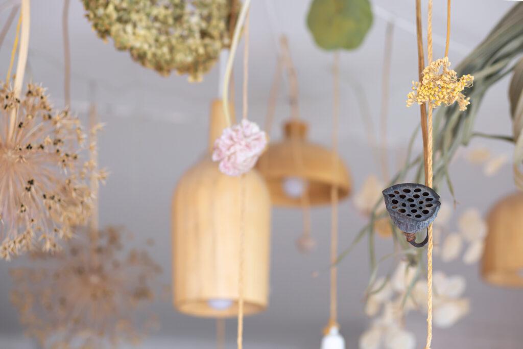 droogbloemen hanger