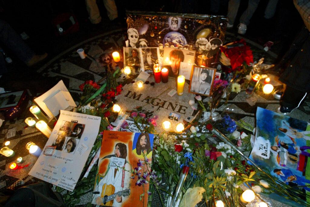 moord John Lennon