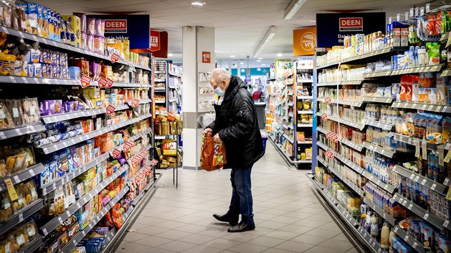 Essentiële winkels die open blijven