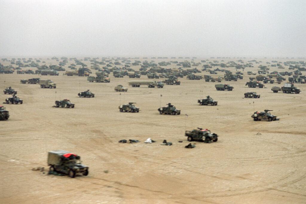 Golf oorlog