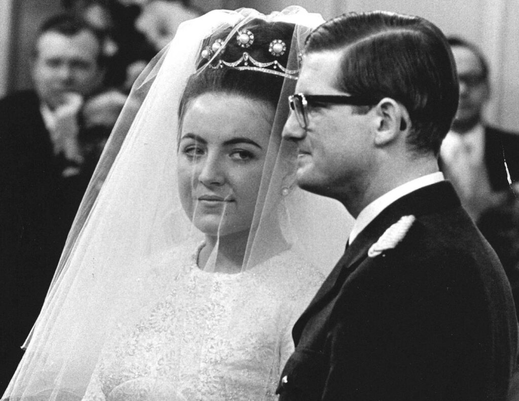 Huwelijk prinses Margriet