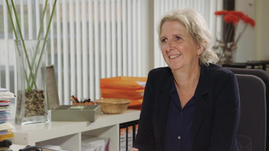 Seniorencoach Mieke Schouten