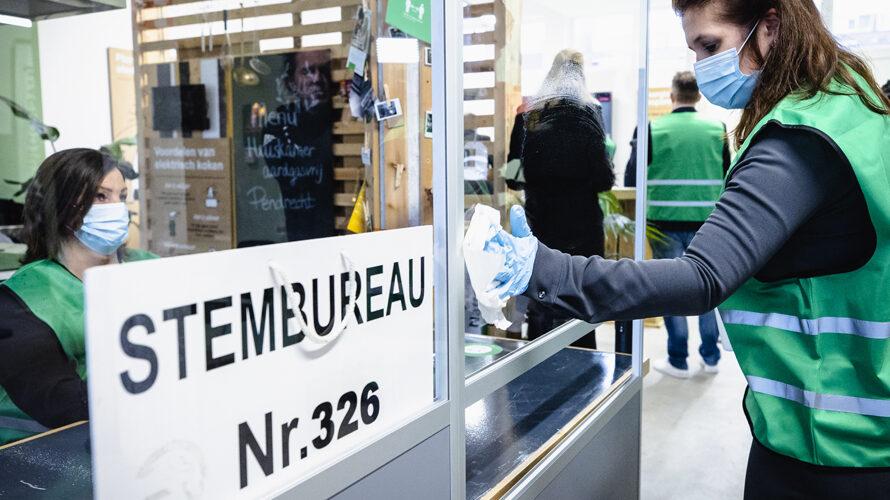 Waaromkiesjij.nl, stembureau
