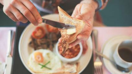 warm ontbijten beter?
