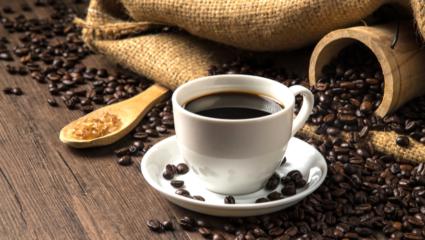 koffie afvallen