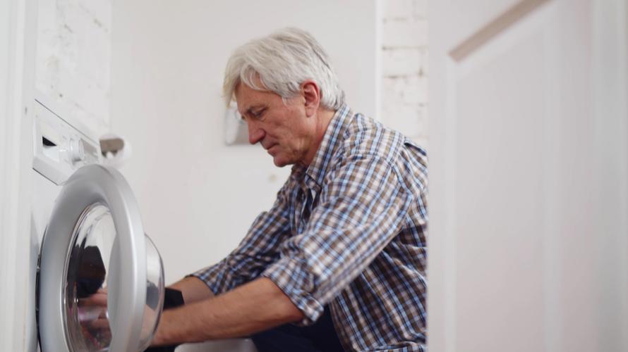 papier wasmachine