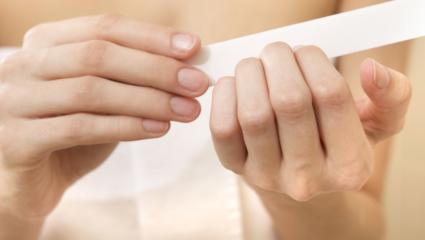 vinger nagels gezond
