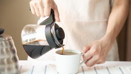 Decafé koffie