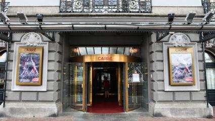 Op de plank, theater Carré