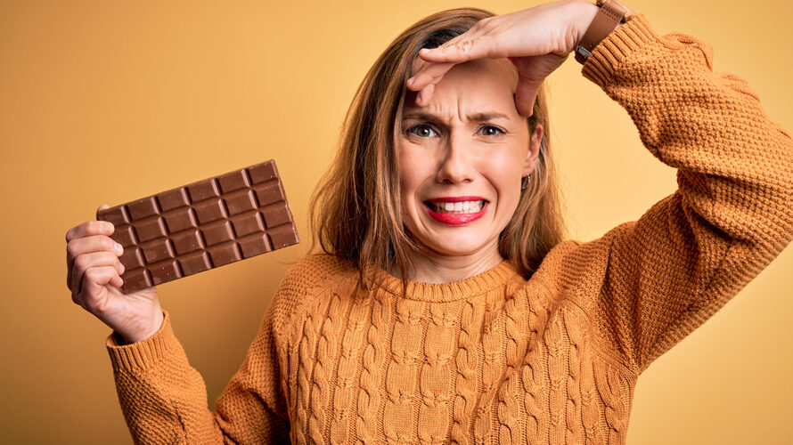 Helpt chocola tegen stress?