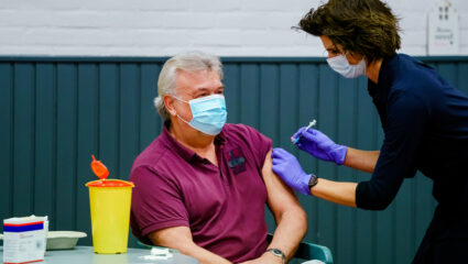 Eerste vaccin