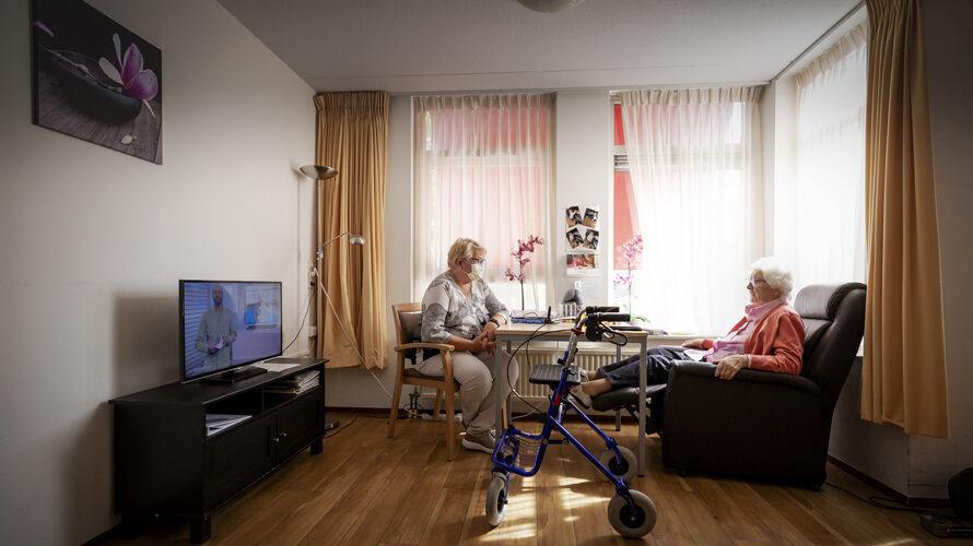 Wachtlijsten verpleeghuizen